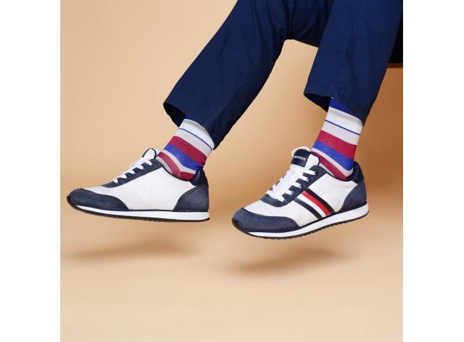 Стильные носки - яркий аксессуар, заметный окружающим!